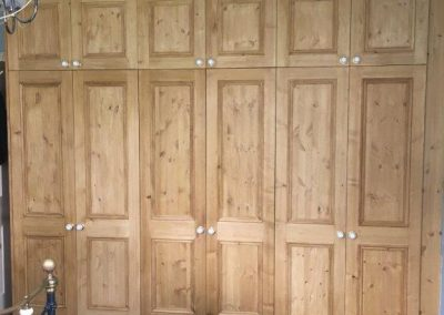 Fitted Wardrobes and Storage