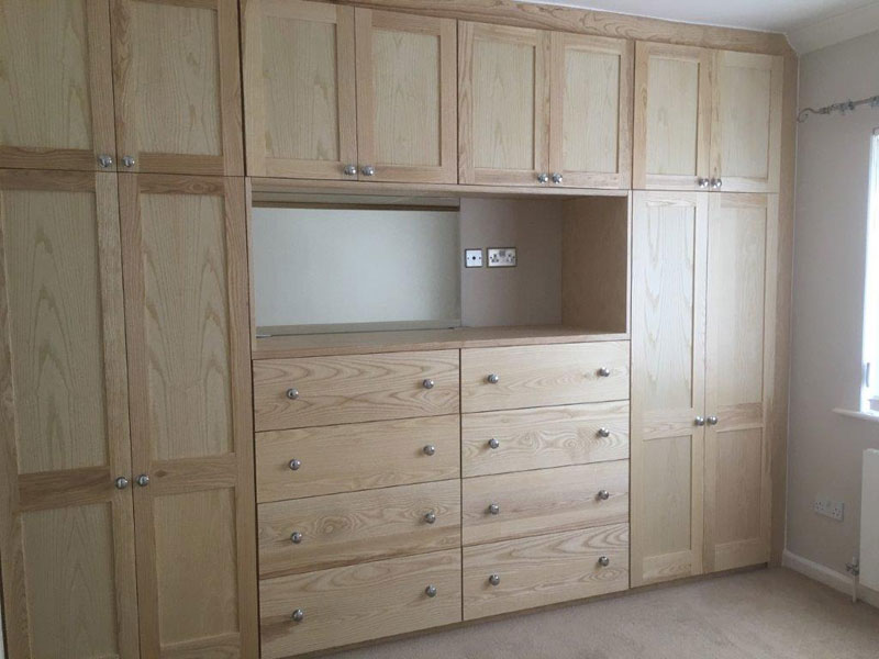 bespoke furniture woodwork
