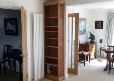 cherry-bookcase
