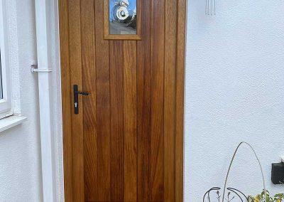 door-fitted